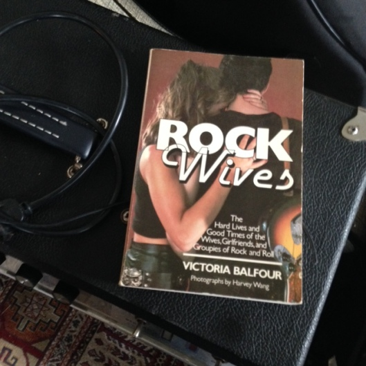 rock wives