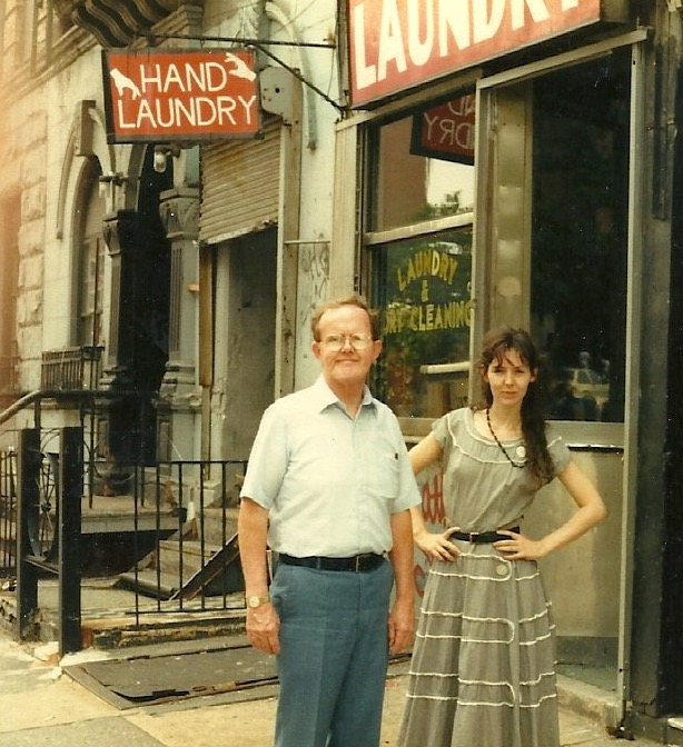 me and dad 14th street